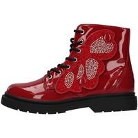 Pantofi Fete Ghete Lelli Kelly LK4540 RED