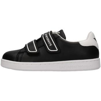 Pantofi Băieți Pantofi sport Casual Emporio Armani EA7 XSX014 BLACK