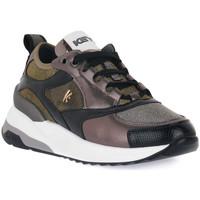 Pantofi Femei Pantofi sport Casual Keys SNEAKER GREY Grigio