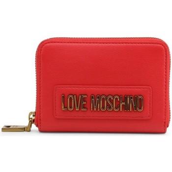 Genti Femei Portofele Love Moschino JC5624PP1BLK0500 Roșii