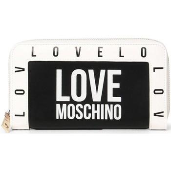 Genti Femei Portofele Love Moschino JC5640PP1DLI0000 Alb, Negre