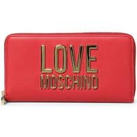 Genti Femei Portofele Love Moschino JC5611PP1DLJ050A Roșii
