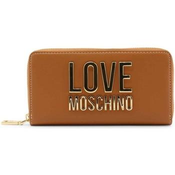 Genti Femei Portofele Love Moschino JC5611PP1DLJ020A Cafenii
