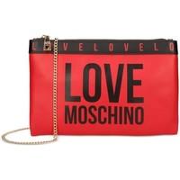 Genti Femei Genți  Banduliere Love Moschino JC4185PP1DLI0500 Roșii