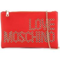 Genti Femei Genți  Banduliere Love Moschino JC4227PP0CKD0500 Roșii
