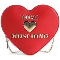 Genti Femei Genți  Banduliere Love Moschino JC4167PP1DLF0500 Roșii