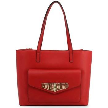 Genti Femei Sacoșe shopping și Genti shopping Love Moschino JC4053PP18LF0500 Roșii