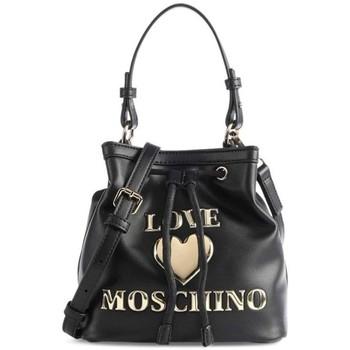 Genti Femei Genti de mână Love Moschino JC4058PP1DLF0000 Negre