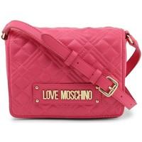 Genti Femei Genți  Banduliere Love Moschino JC4002PP1CLA0604 Roz
