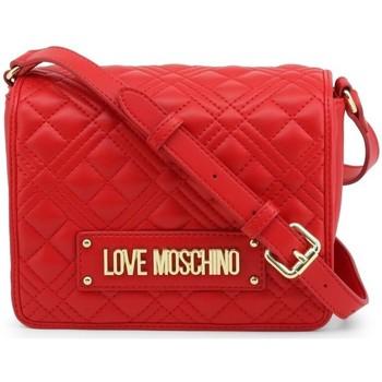 Genti Femei Genți  Banduliere Love Moschino JC4002PP1CLA0500 Roșii