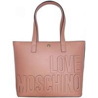 Genti Femei Sacoșe shopping și Genti shopping Love Moschino JC4174PP1DLH0611 Roz