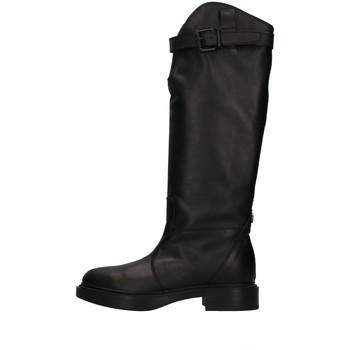 Pantofi Femei Cizme casual Janet&Janet 02150 BLACK