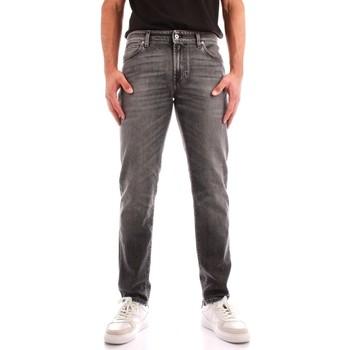 Îmbracaminte Bărbați Jeans drepti Roy Rogers A21RRU075N0561889 BLACK