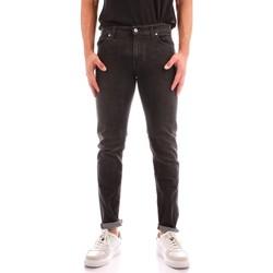 Îmbracaminte Bărbați Jeans drepti Roy Rogers A21RRU075N0551879 BLACK