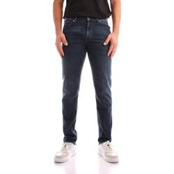Îmbracaminte Bărbați Jeans drepti Roy Rogers A21RRU075D4631891 BLUE JEANS