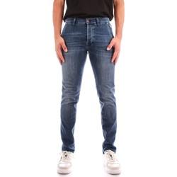 Îmbracaminte Bărbați Jeans drepti Roy Rogers A21RRU006D463A145 BLUE JEANS