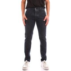 Îmbracaminte Bărbați Jeans drepti Roy Rogers A21RRU006D4390963 BLUE JEANS