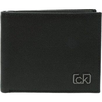 Genti Bărbați Portofele Calvin Klein Jeans Biflod 5CC W Coin Negre