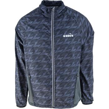 Îmbracaminte Bărbați Bluze îmbrăcăminte sport  Diadora Windbreaker Negru