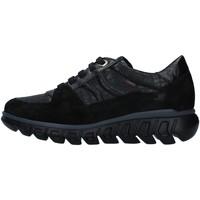 Pantofi Femei Pantofi sport Casual CallagHan 13920 BLACK