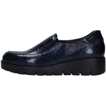 Pantofi Femei Mocasini CallagHan 89878 BLUE