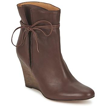 Pantofi Femei Botine Atelier Voisin ORMENT Brin