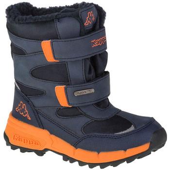 Pantofi Băieți Cizme de zapadă Kappa Cekis Tex K Bleu marine