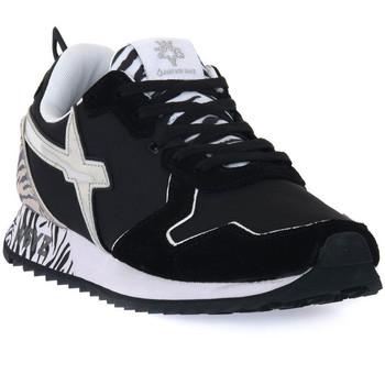 Pantofi Bărbați Pantofi sport Casual W6yz 1A06 JET W BLACK Nero