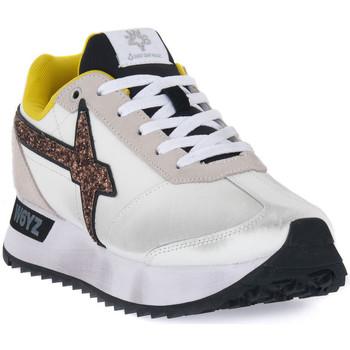 Pantofi Femei Pantofi sport Casual W6yz 0N01 KIS W Bianco