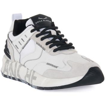 Pantofi Bărbați Pantofi sport Casual Voile Blanche CLUB15 Bianco