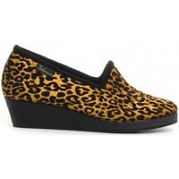 Pantofi Femei Papuci de casă Northome 72016 ORANGE