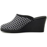 Pantofi Femei Papuci de casă Northome 72018 BLACK