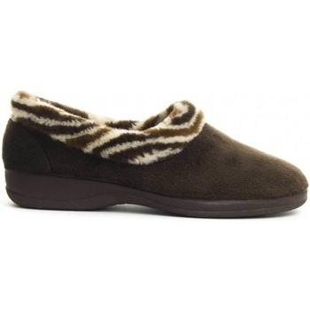 Pantofi Femei Papuci de casă Northome 72031 BROWN