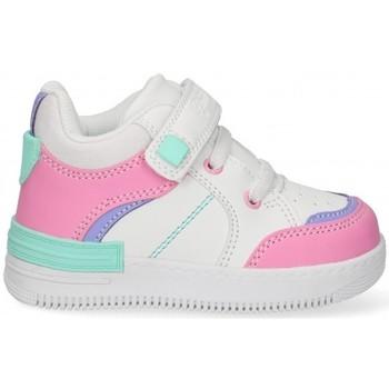 Pantofi Fete Pantofi sport Casual Bubble 58897 Alb