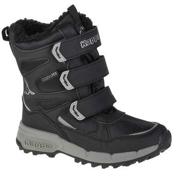 Pantofi Copii Cizme de zapadă Kappa Vipos Tex K Negre