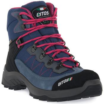 Pantofi Bărbați Drumetie și trekking Lytos BRAIES TECH 14 Nero