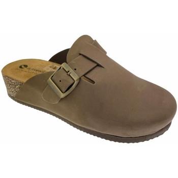 Pantofi Femei Saboti De Fonseca DEFONASOLOmar marrone