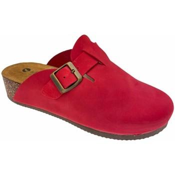 Pantofi Femei Saboti De Fonseca DEFONASOLOros rosso