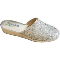 Pantofi Femei Papuci de casă Milly MILLY6200arg grigio