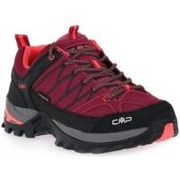 Pantofi Femei Drumetie și trekking Cmp Rigel Low Wmn Culoare de vișină