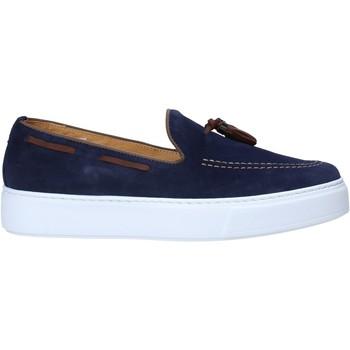 Pantofi Bărbați Mocasini Exton 511 Albastru