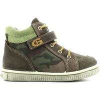 Pantofi Copii Pantofi sport stil gheata Grunland PP0142 Verde
