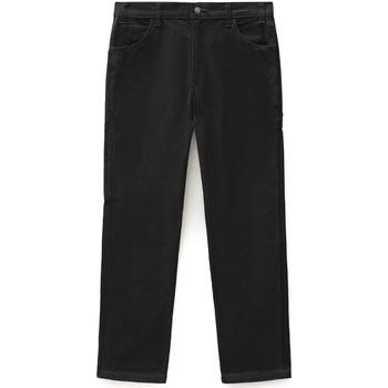 Îmbracaminte Bărbați Pantaloni  Dickies DK0A4XIFBLK1 Negru