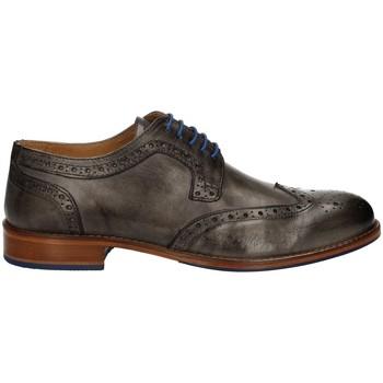 Pantofi Bărbați Pantofi Derby Exton 1241 Gri
