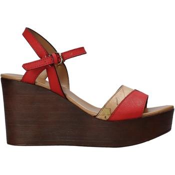 Pantofi Femei Sandale  Alviero Martini E102 422A Roșu
