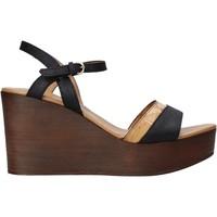 Pantofi Femei Sandale  Alviero Martini E102 422A Negru