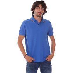 Îmbracaminte Bărbați Tricou Polo mânecă scurtă Invicta 4452241/U Albastru