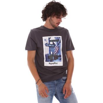 Îmbracaminte Bărbați Tricouri mânecă scurtă Refrigiwear RM0T24400JE9101 Gri
