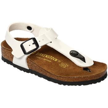 Pantofi Copii Sandale  Birkenstock 047813 Alb