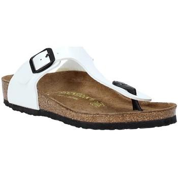 Pantofi Copii Sandale  Birkenstock 846163 Alb